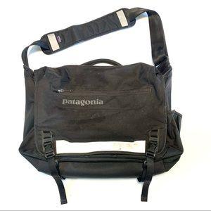 Patagonia Black Messenger bag